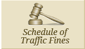 Schedule of Traffic Fines